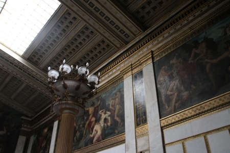 11152017: Athens, Greece: Classical, buildings in Athens, Greece