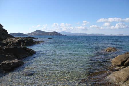 Tour of Naxos, Greece 版權商用圖片