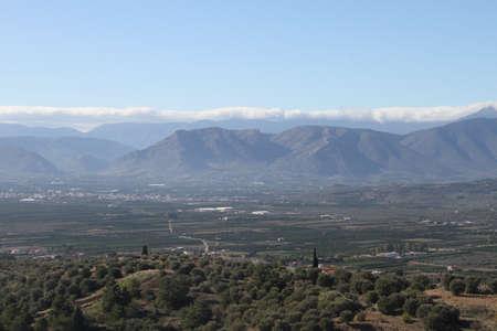 Photos of Archaelogical site of Mycenae, Greece
