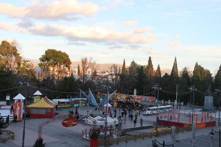 Greek fair, Tripoli