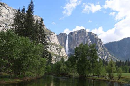 Yosemite national park California, in the spring Foto de archivo