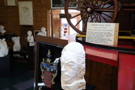 Crazy Hose, South Dakota: 071519: Native american museum to Crazy horse Editöryel