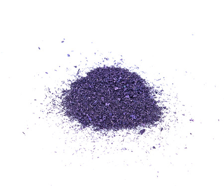 Potassium Permanganate Isolated on White Background