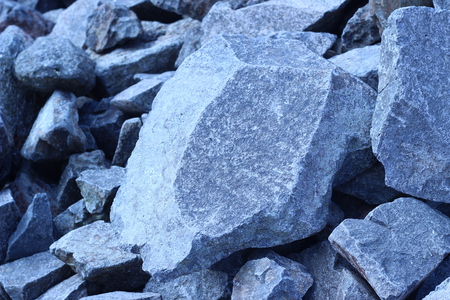 rock pile: Rock Pile is a dense gray background Stock Photo