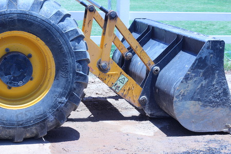 loaders: Backhoe loaders, construction and agricultural equipment