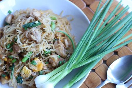 Fried noodles taste