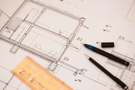 dibujo tecnico: Plan de Arquitectura