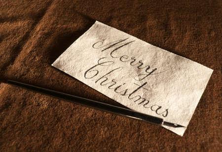 Vintage Greeting Card Stock Photo - 16757410