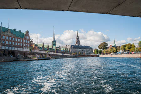 Boat trip in Copenhagen