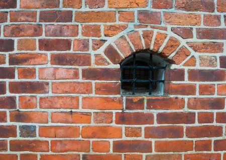 Medieval Prison Window photo