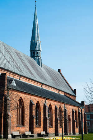 Gothic Church - Denmark, Horsens