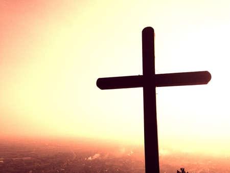 hope: Cross Stock Photo
