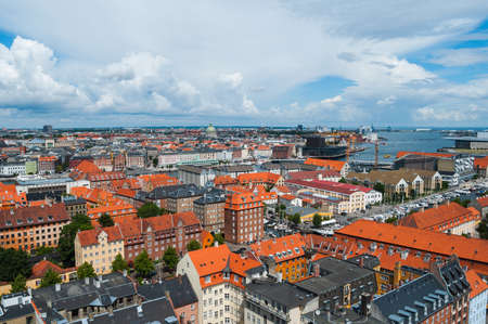 Copenhagen Cityscape 5