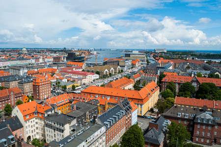 Copenhagen Cityscape 4
