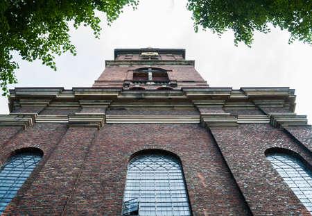 copenhagen: Baroque Church, Copenhagen, Denmark