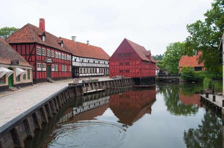 Danish Village, Aarhus