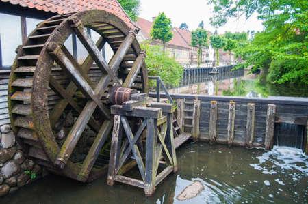 watermill: Danish Village, Aarhus