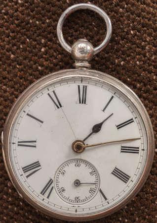 numeros romanos: Reloj de bolsillo