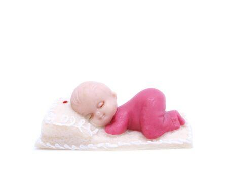 topper: Baby shower cake topper