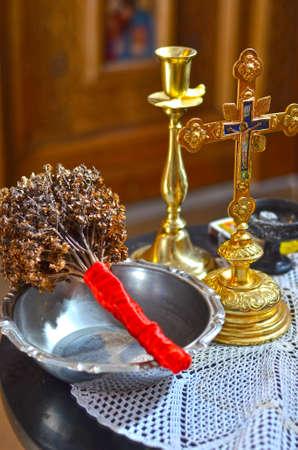 sacramentale: Ortodossi dettagli battesimo