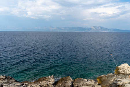 Beautiful Landscape and Sea in Croatia