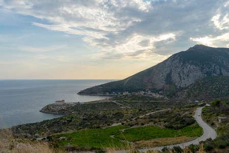 Beautiful Landscape and Sea in Croatia Stock Photo - 107836959