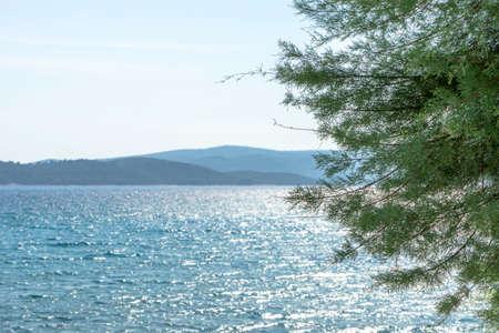 Beautiful Landscape and Sea in Croatia Stock Photo - 107799144