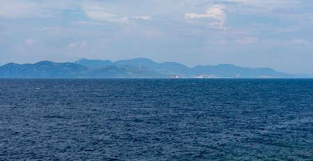 Beautiful Landscape and Sea in Croatia
