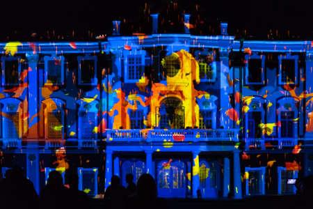 Tallinn, Estonia - September 20, 2018: festival