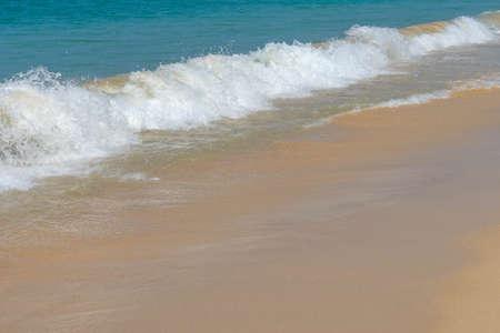 Beautiful beach in Phuket , Thailand