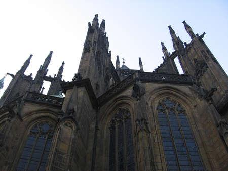 St. Vitus Cathedral Banco de Imagens - 272760