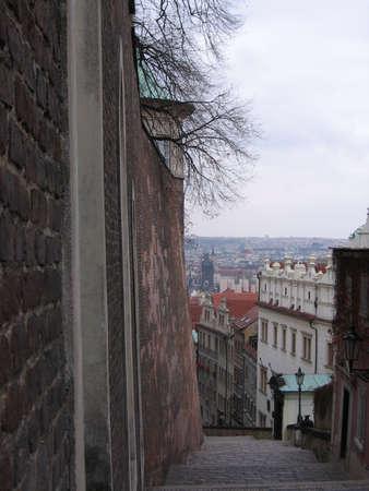 Stairs Banco de Imagens