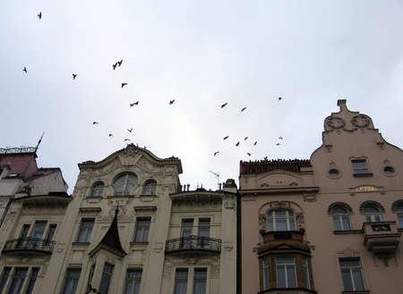 Old Town Prague Banco de Imagens
