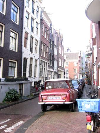 Amsterdam straatnamen