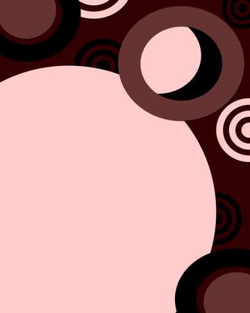Circle background Banco de Imagens