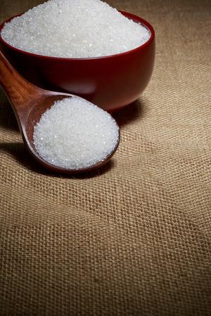 snoop: Bowl of sugar Stock Photo