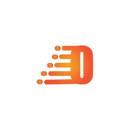 simple letter O vector logo Logo