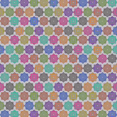 The Best Design and Colorful Pattern Wallpaper in Grey Background