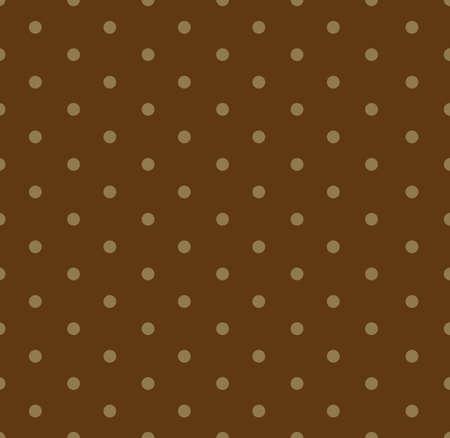 retro seamless polka dot pattern photo