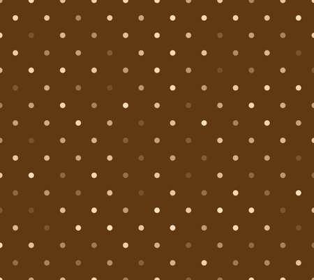 Colorful polka dot pattern on the cardboard photo