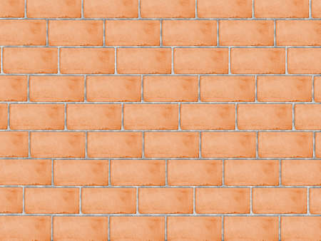 red brick: Red brick wall Stock Photo