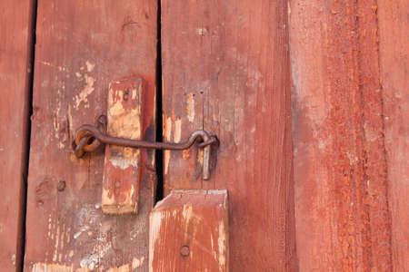private parts: locked doors