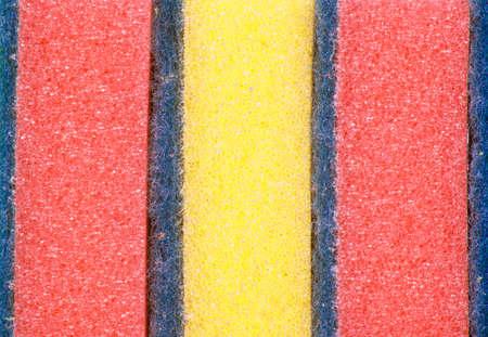 celulosa: celulosa textura de fondo esponja de espuma