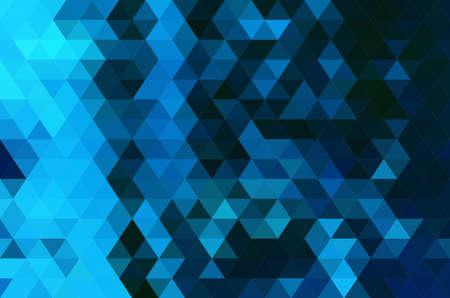 peaceful background: Geometric pattern,triangle design template Stock Photo