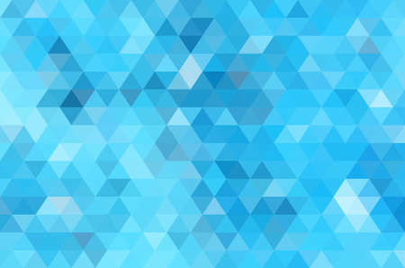 Geometric pattern,triangle design template Stock Photo