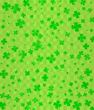 st: St Patrick�s day texture background Stock Photo
