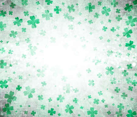 St Patrick's day texture background