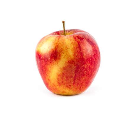 Reifer Frischer Apfel Getrennt Auf Weissem Hintergrund Inhaltsstoffe