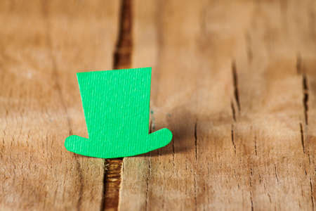 Happy St. Patricks Day background. Greeting card.
