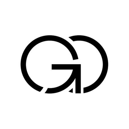 Go and Letter G Icon Vector Logo Template Illustration Design. Vector EPS 10.